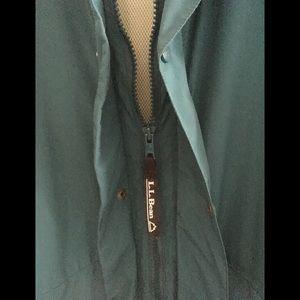 Vintage LL Bean Gortex Tall Men's Raincoat